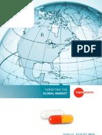 Mayne Pharma Annual Report 2012
