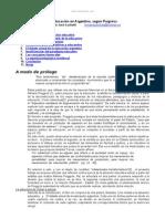 Educacion Argentina Segun Puigross