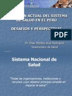 Sistema de Salud Peru