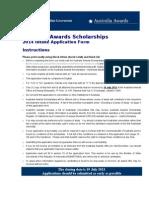 Ads Applicationform 2014 A