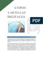 Eneagrama y Huellas Digitales Rafael Henriquez Escuela de Tabio 2013