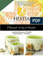 Velas Artesanales Hestia