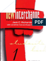 New Interchange 1 level - Student Book