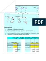 Fault Calculation