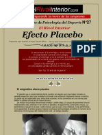 Efect o Placebo