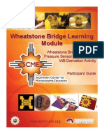Wheatstone Bridge Participant Guide