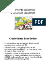 Crecimiento Desarrollo Económico