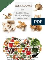 PPT F2T Mushrooms