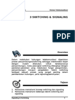 Switching & Signaling