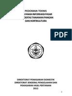 Pedoman Teknis PIP Komoditas Tanaman pangan dan holti