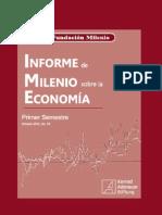Informe de Milenio sobre la Economía 2012, 1er. semestre, No.33