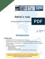 InfraCo Asia Presentation 2012Aug1