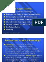 Rule-based expert system