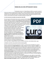 131916399 La Crisi Euro Pilotata Da Una Rete Di Finanzieri Senza Scrupoli Peacelink It