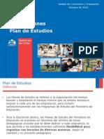 Presentacion Plan de Estudios Jornada DEPROV (Daniel Rodriguez)