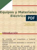 Exposición Equipos y Materiales eléctricos 1.9