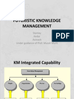 change and  knowledge management
