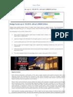 Eurekahedge Index Flash - April 2013