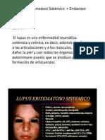 Lupus y Embarazo