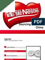 Nestle Presentation