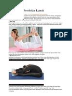 7 Pose Yoga Pembakar