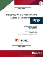 Informe Proctor Mecanica de Suelos