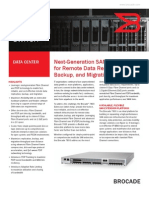 Datasheet - Brocade 7800 Extension Switch