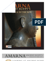 Articule - Amarna Ancient Egypts Place in the Sun