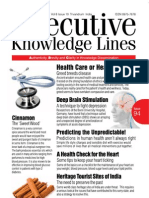 Executive Knowledge Lines May 13