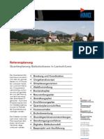 Lantsch/Lenz GR, Quartierplanung Barbatschauns durch die HMQ AG