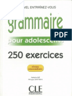 Manual Franceza Grammaire