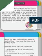 Literature Assessment