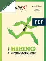 RecruiteX - Hiring Projections 2013.pdf