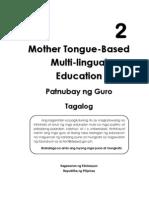 Grade 2 Teaching Guide in Mapeh