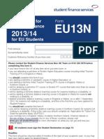 EDMUNDO - Tuition Fee Loan 2013