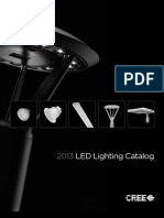 Cree 2013LEDLighting Catalog
