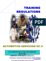 Auto Servicing Nc II (Combined)