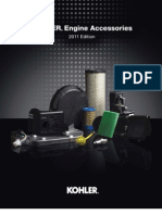 Kohler Engines Accessories Parts Catalog