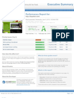 Performance report for Agen Sbobet depobet.com