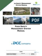 Food Management System