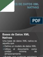 Bases de Datos XML Nativas