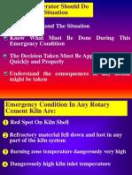 130748235 Kiln Emergency YS