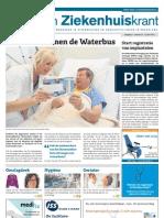 Zorg- En Ziekenhuiskrant, 12 Juni 2013