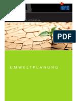 Folder Umweltplanung HMQ AG