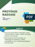 Proteksi Radiasi