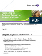 OLCS Registration Process
