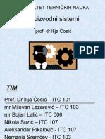Proizvodni sistemi - uvodno predavanje