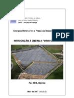5-Introdução À Energia Fotovoltaica, R. Castro, 2007, ed 2