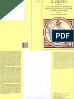 124897114 Leonardi Il Cristo Vol 5 Testi Teologici e Spirituali Da Riccardo Di San Vittore a Caterina Da Siena Fond Lorenzo Valla