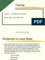 Lotus_Notes_R8_Developer_Training_Session1.ppt